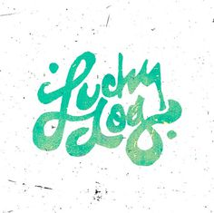 Slice Guy Life #mark #logo #cursive #handmade #handdone #type #hand #typography