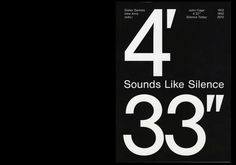 Lamm-Kirch_4-33_Sound-like-Silence-01-1200x843.jpg 1,200×843 pixels #cover #poster #typography