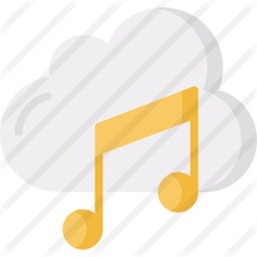 See more icon inspiration related to music cloud, ui, music and multimedia, cloud computing, music notes, interface, weather, cloud and sky on Flaticon.