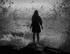 Peter Jamus Photography14 – Fubiz™ #ocean #white #black #photography #and #waves