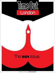 Creative Review Too rude to print? #artwork #london #sex #timeout