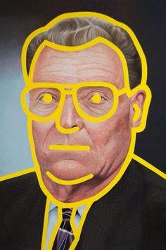 Erik B. Hoglund #portrait
