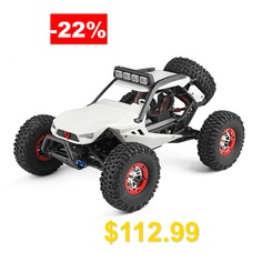 12429 #4WD #Electric #Climbing #High-speed #Off-road #Vehicle #Simulation #Car #Remote #Car