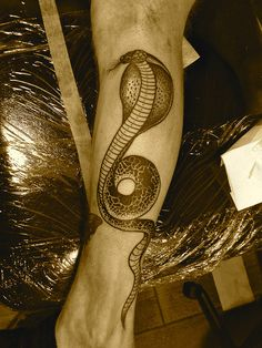 liam sparkes #tattoo #snake