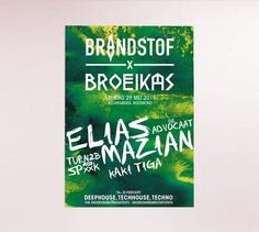 brandstof-poster-2 #poster #dutchdesign #flyer