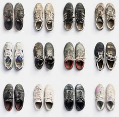 Ozkar: graffiti sneakers - Creative Journal