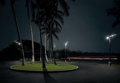 Tim Simmons – images #exposure #road #night #photography #long #trees