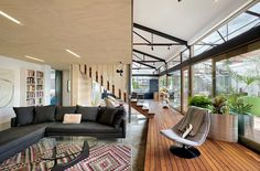 Up-Cycled Warehouse by Zen Architects 9