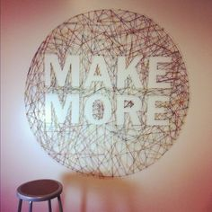 Typeverything.com Make More – by Dylan Haigh. - Typeverything #typography