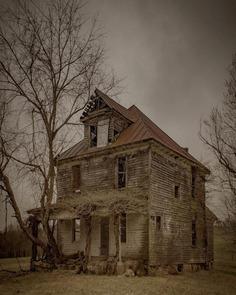 Abandoned Virginia: Charming Urbex Photography by Jessica Doran