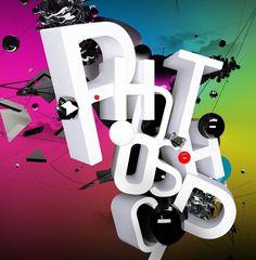 Loic SATTLER - [LSD]Lysergid #colors #typography