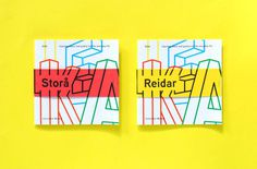 Ikea rebranding concept by Joe Ling #ikea #branding #booklet #print