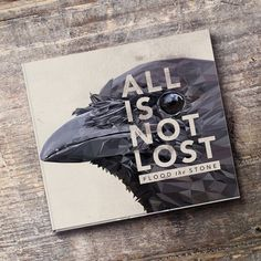 All is not lost by The little inkwell #inspiration #design #graphic #professional #quality