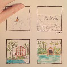 art boards by @ISKIII