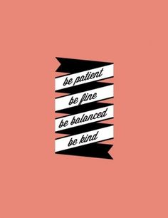Sara Lindholm #patience #poster