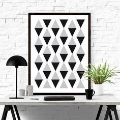 Printable Abstract Wall Art