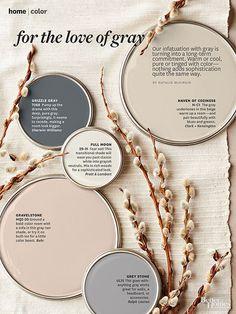 Better Home & Gardens - Color Scheme