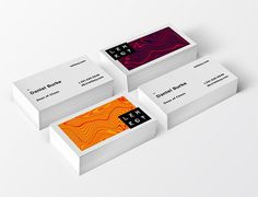 LEHKOY on Behance #cards #business #stationery
