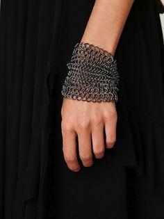 moa og kaffekoppen #metal #accessorise #chain #bracelet
