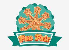Malahi vs Funfair #funfair #bilingual #arabic #culture #vintage #type