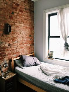 at home in brooklyn / sfgirlbybay #interior #design #decor #deco #decoration