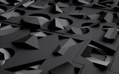 Typeverything.com - Grischa Lumnezia byJan... - Typeverything #inspiration #cut #paper #typography