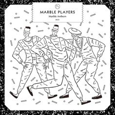 Work | Museum Studio – Art Direction #album #players #museum #cover #illustration #studio #marble