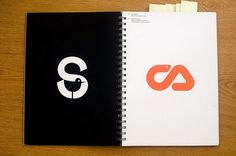 Flickr: Milton Glaser Design Study Center and Archives' Photostream #logo #chermayeffgeismar