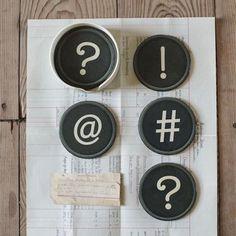 Symbols Coasters #tech #flow #gadget #gift #ideas #cool