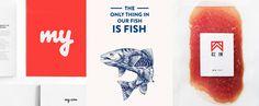 Friday Likes 60 #brand #blue #illustration #goose