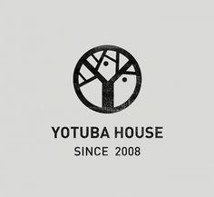 YOTUBA_LOGO1.jpg 700×645 pixels #yotuba #house