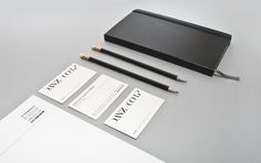 Identity / Danzcorp #business #card #mexico #mno #letterhead