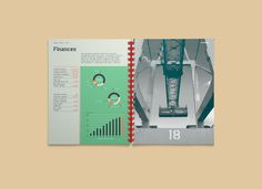 Nordsjøen Annual Report on Behance #layout #graphicdesign #editorial #print #annualreport #typography #book #layout #graphicdesign #layout