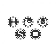 Sarah Armstrong // Visual Specialist #badge #portola #icon #seal #illustration #coffee #circle