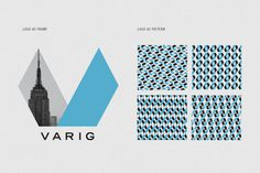 VARIG Logo Redesign | Abduzeedo Design Inspiration #flight #redesign #airline #brand #identity #logo