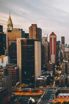 New York by Denn-Ice