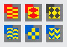 flag, symbols