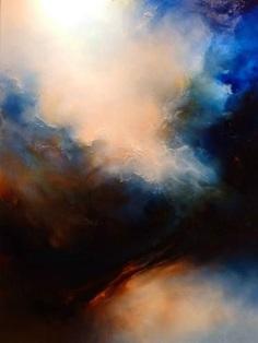 "Saatchi Art Artist Simon Kenny; Painting, ""Penance"" #art"