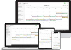 Set a Time working on all devices, desktops, laptops, tablets, and mobile