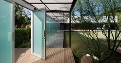 Cedar Street Residence / colab studio #houses #courtyards #architecture