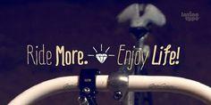 Ride my Bike Webfont #font #funky #typography