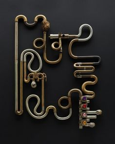 Carl Kleiner #objects #photography #brass #still #life