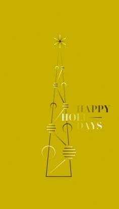 Holiday card 2011 on the Behance Network