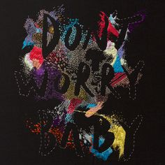 """This Ain't Your Grandma's Embroidery: Twin Designers Maricor/Maricar """"Paint with Thread"""" 