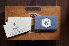 design work life » cataloging inspiration daily #business cards #letterpress