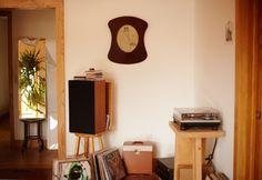 Freunde von Freunden — Pia Dehne — Artist, House, Catskills, New York — http://www.freundevonfreunden.com/interviews/pia dehne/ #interior #apartment #design