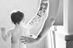 I V A NC A R B O N E L L #tatoo #mother #baby #hands