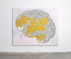 Michael Sailstorfer | PICDIT #silkscreen #design #painting #art #spray