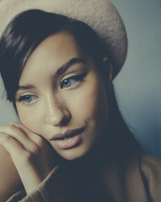 Marvelous Female Portrait Photography by Ekaterina Mironenko