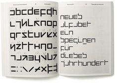 Typographic Architect. 2 - Experimental Jetset #jetset #experimental